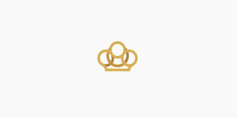 Jewellery Crown Logo Design