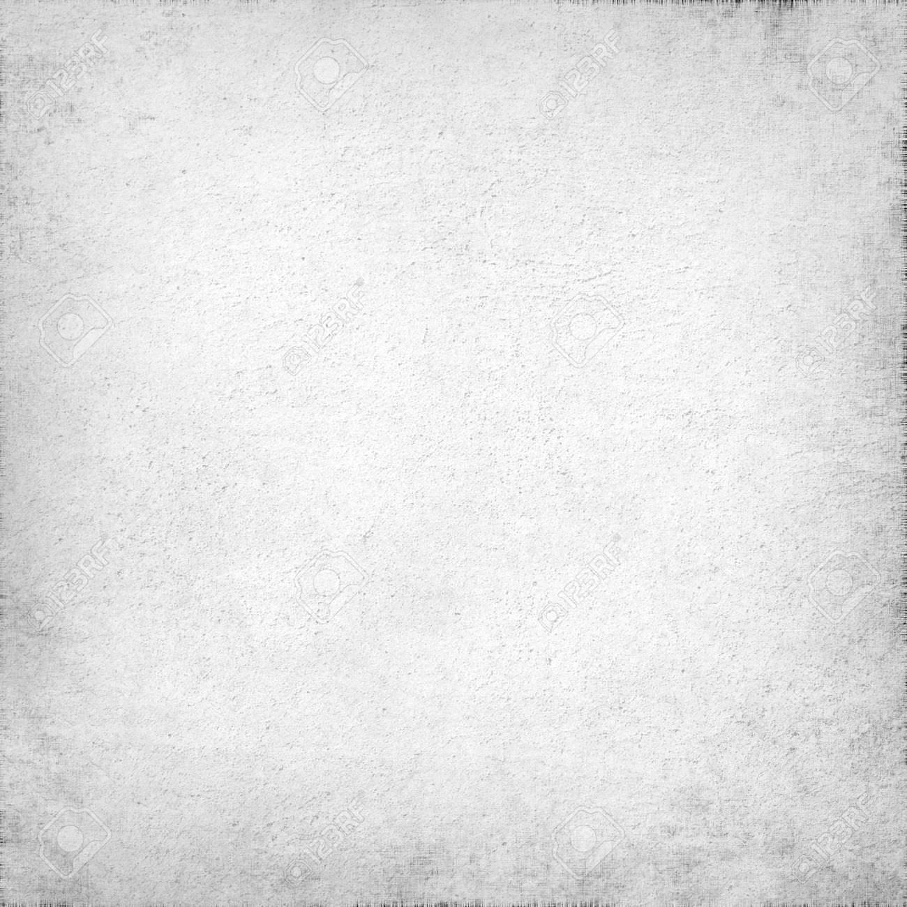 White Paper Grunge Background