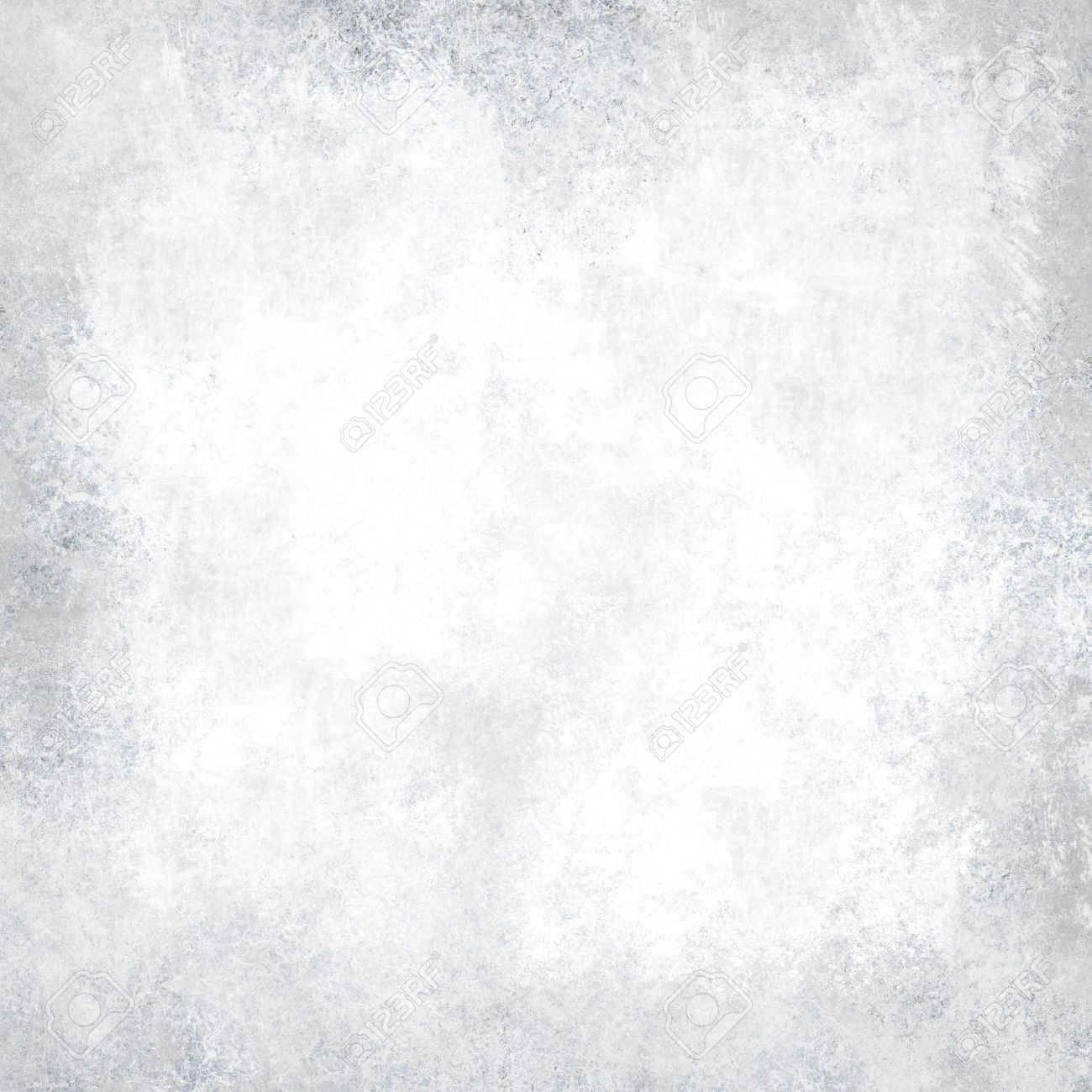 White and Grey Grunge Texture