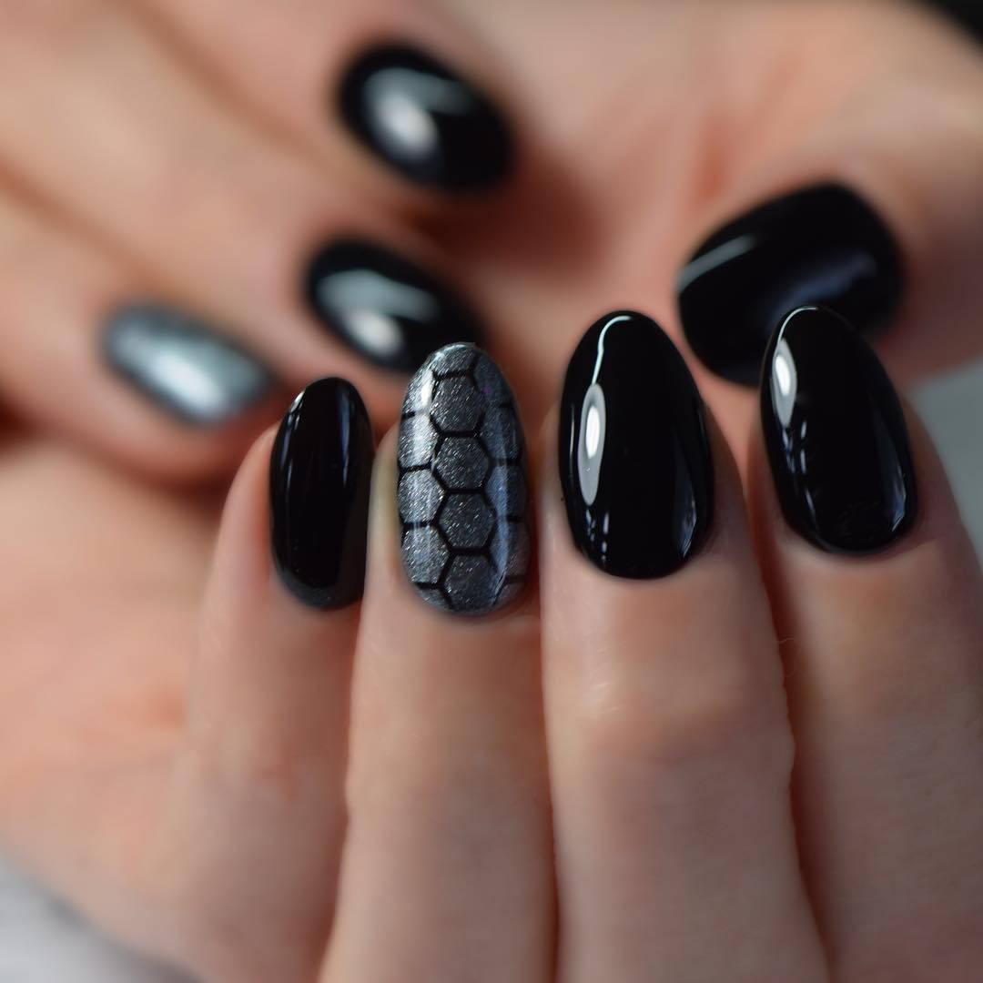 cute and pretty nail design