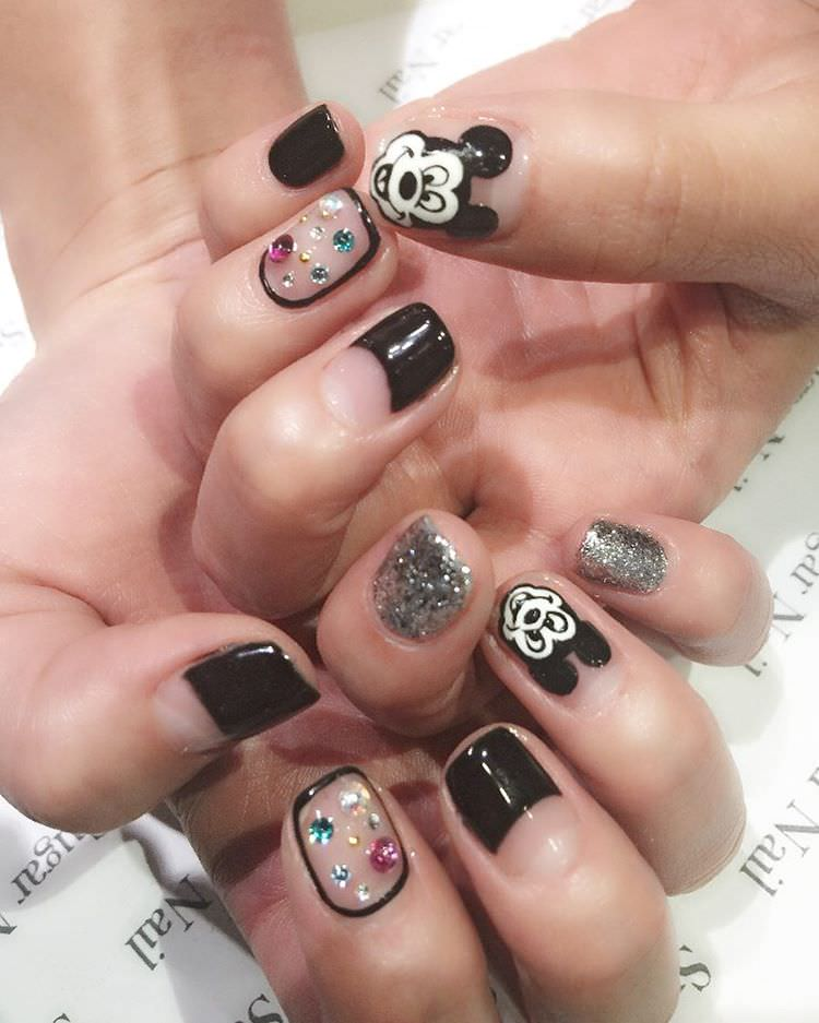 cute nail design for women2