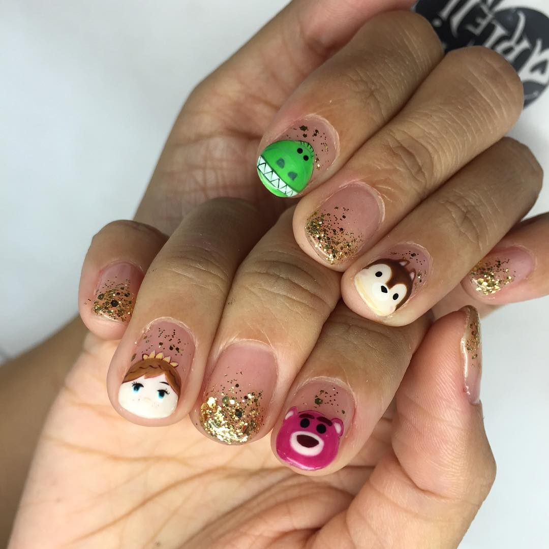 cute nail design for women