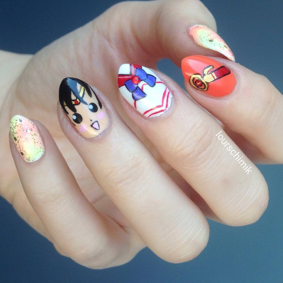 Pretty Nail Design For Women