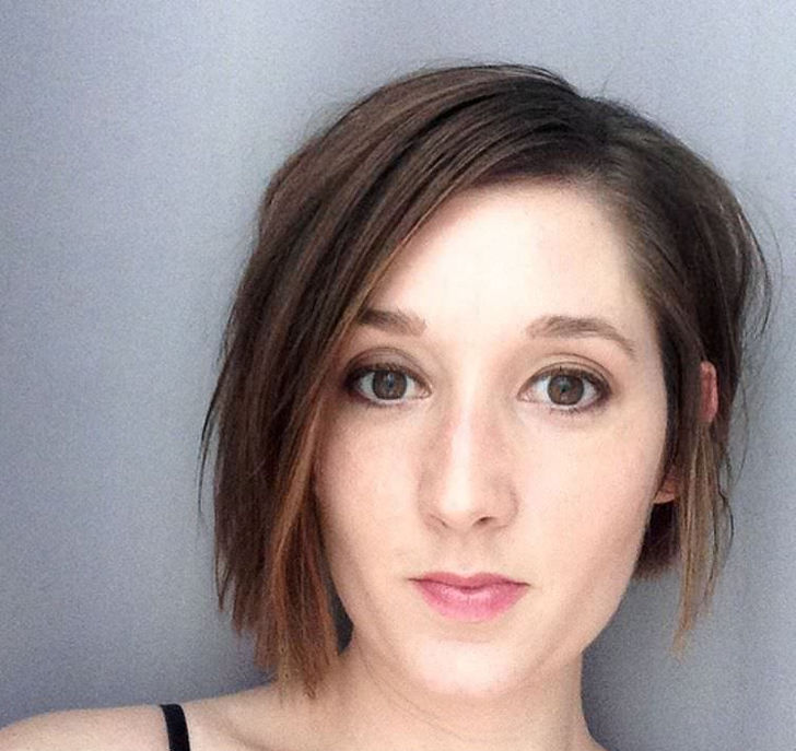 Asymmetric Long Pixie Cut
