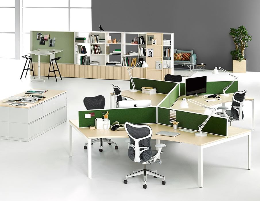 Best Work Place Designs Of Best 10 Companies Arch