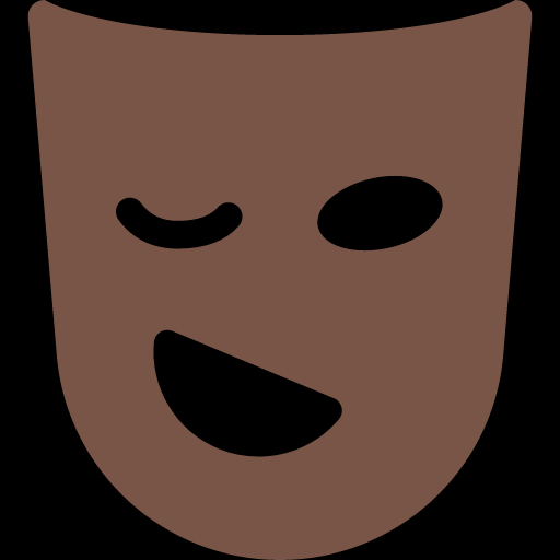 Funny Mask Icon