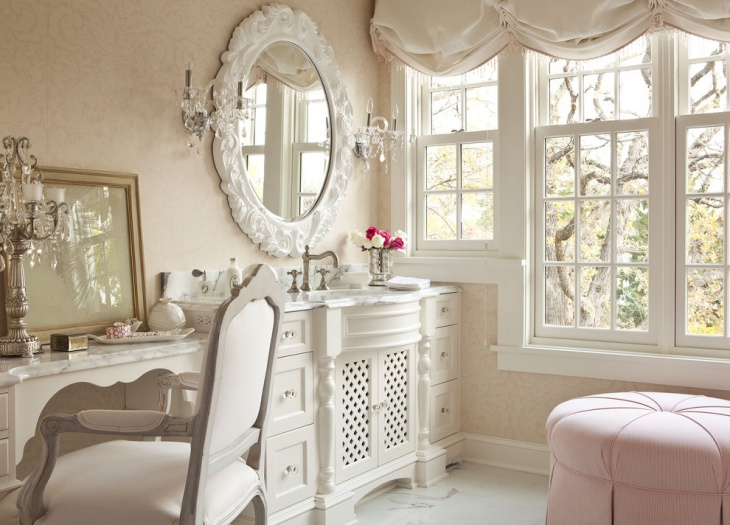Shabby Chic Bathroom Furniture