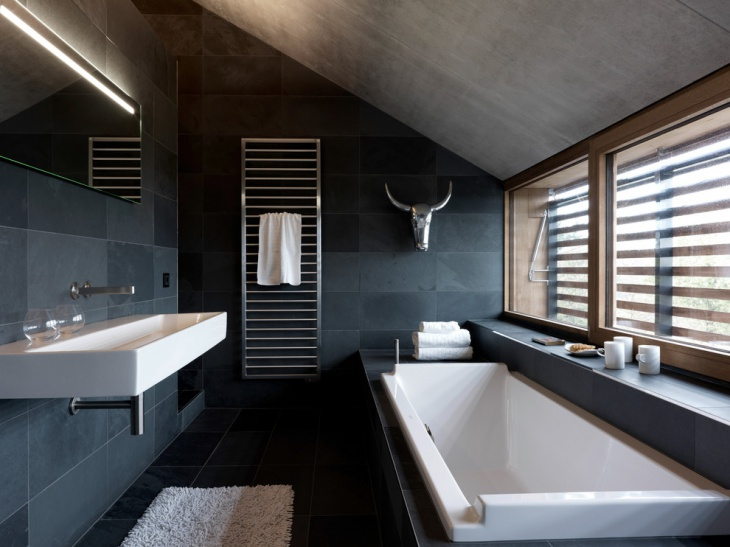 wall tiles designs for small bathroom