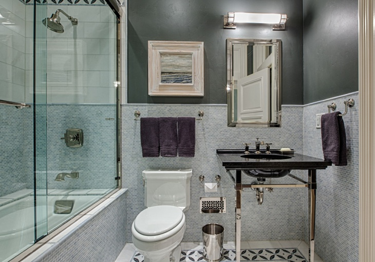 pictures of tiled bathrooms