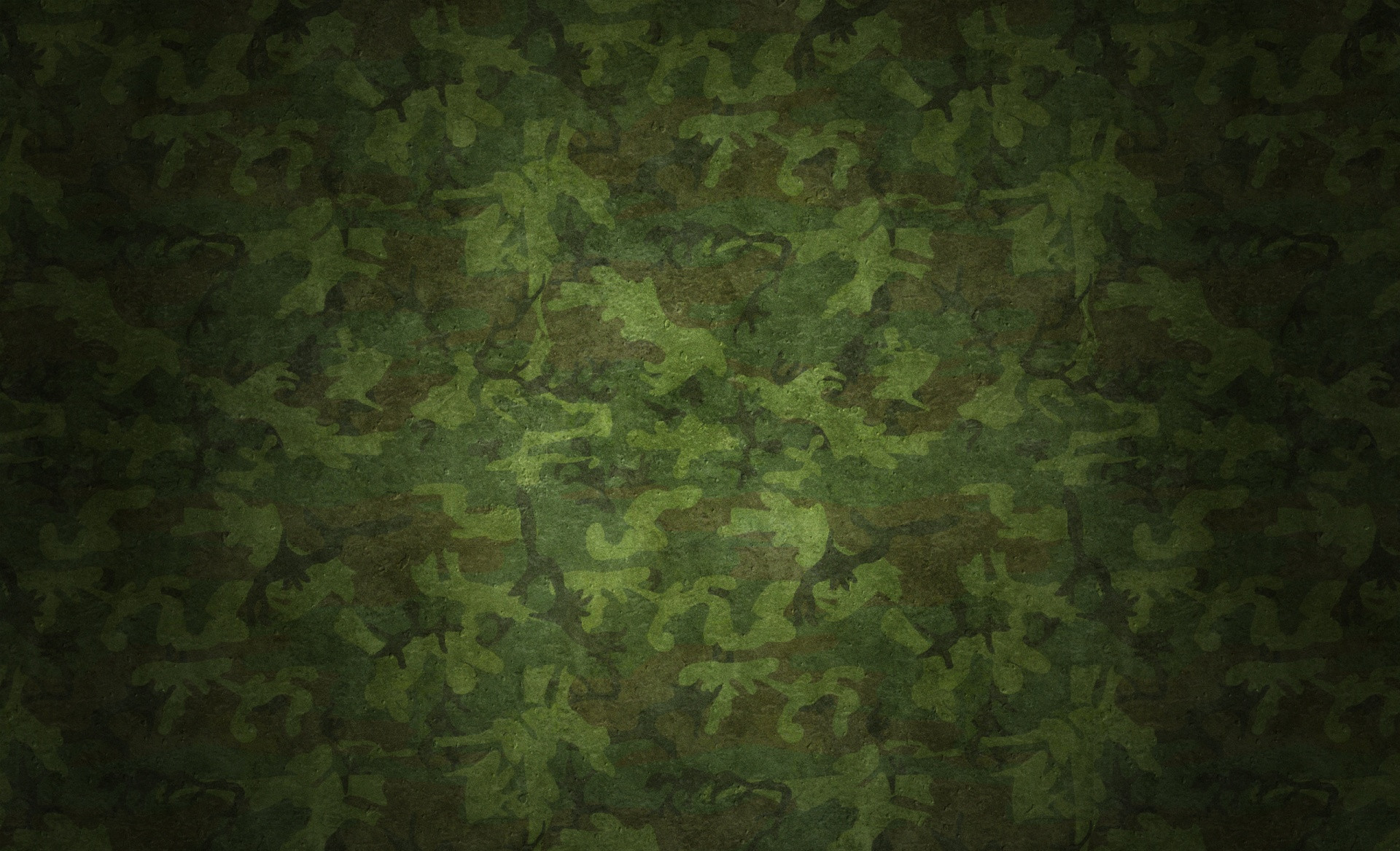 green camouflage background