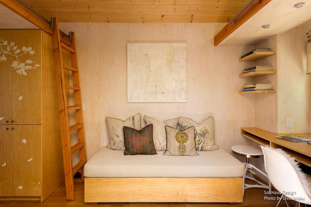 tiny farmhouse living room