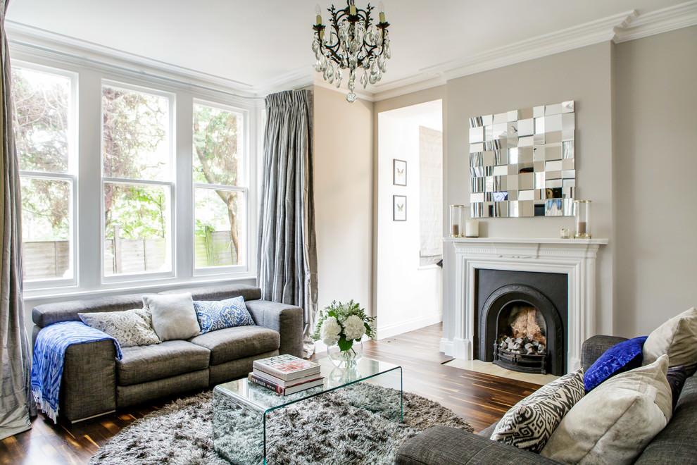 24 Vintage Living Room Designs Decorating Ideas Design Trends Premium P