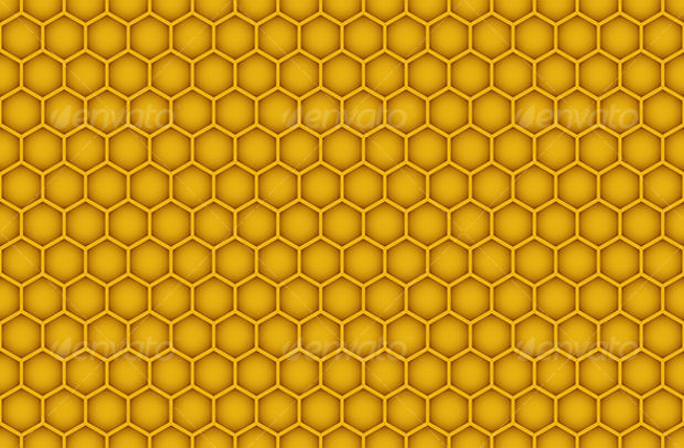 25+ Honeycomb Patterns, Textures, Backgrounds, Images | Design Trends ...