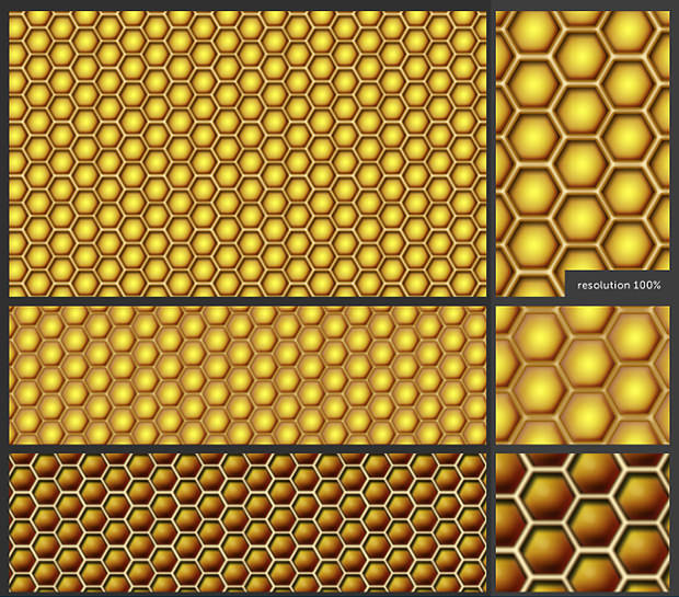 25 photoshop glitter patterns textures backgrounds images design - 25 Honeycomb Patterns Textures Backgrounds Images