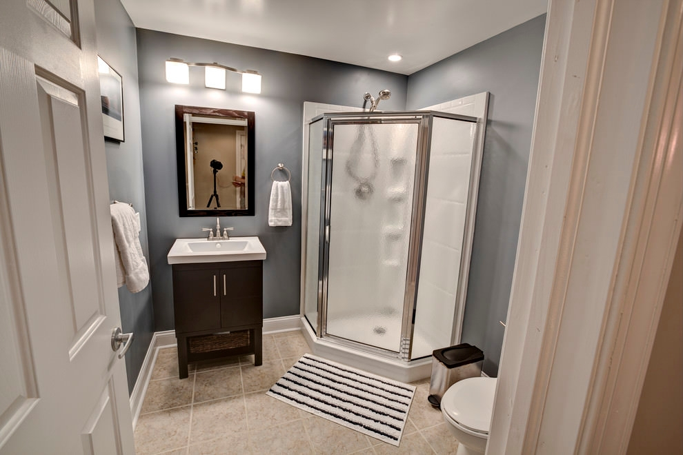 Planning A Bathroom Remodel Consider The Layout First: 24+ Basement Bathroom Designs, Decorating Ideas