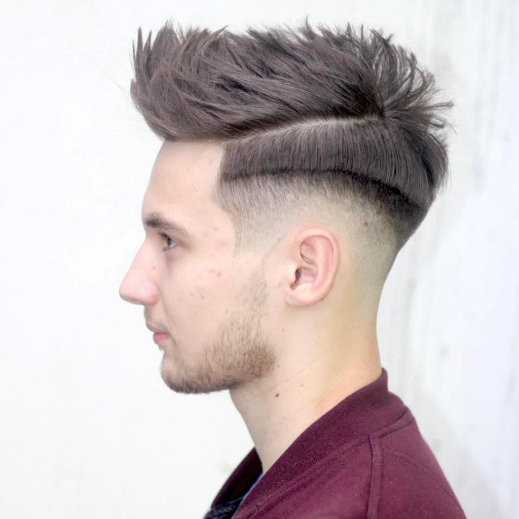 21 Shadow Fade Haircut Hairstyles Design Trends