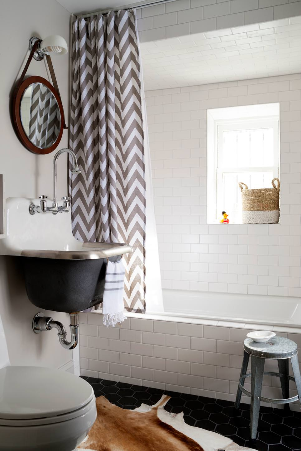 18+ Bathroom Curtain Designs, Decorating Ideas | Design ...