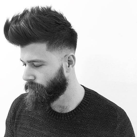 Best Long Fade Haircut Design