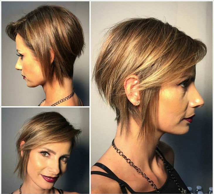perfect pixie hairstyle for women