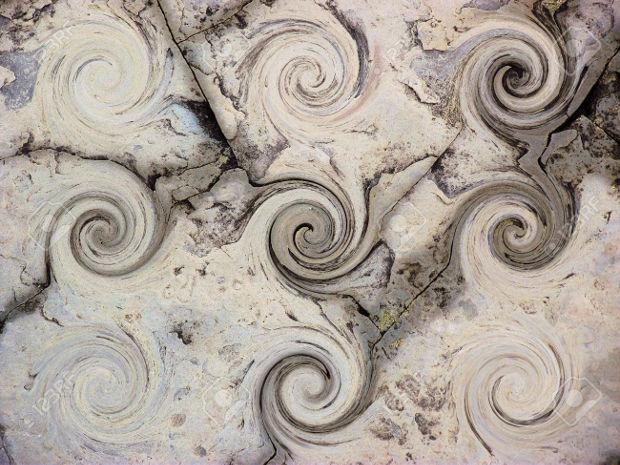 Marble Swirl Pattern