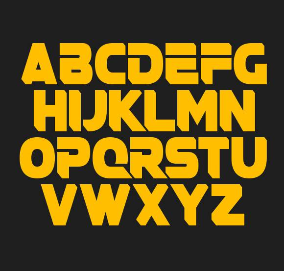 Collection of Star wars Font   Design Trends