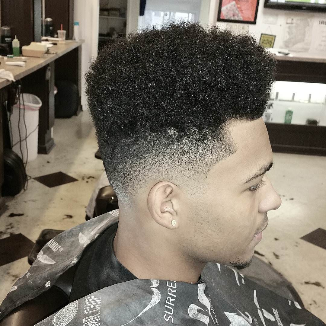 Elegancegel Box Fade Haircut Design