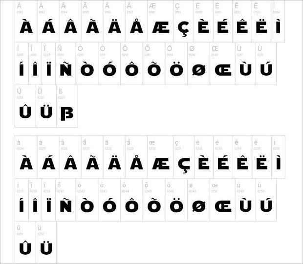 collection of star jedi alphabets and numbers