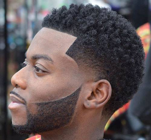Designer Haircut : 18+ Temple Fade Haircut Designs, Ideas, Styles Design Trends