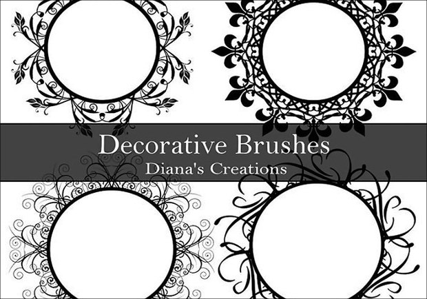 Free Decorative Brushes Download