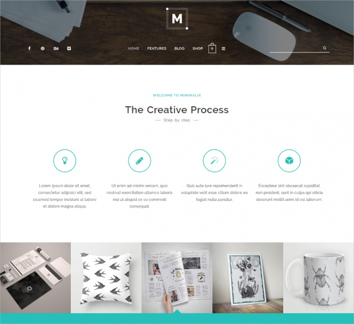creative multipurpose wp theme