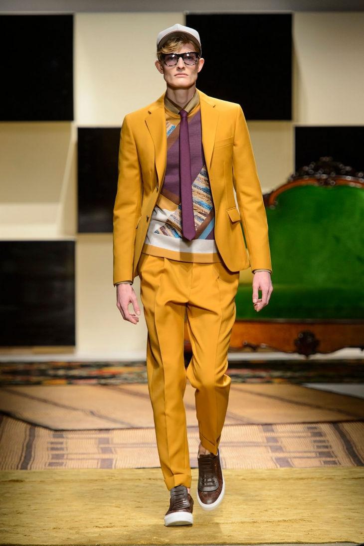 Salvatore Ferragamo Milan Fashion week