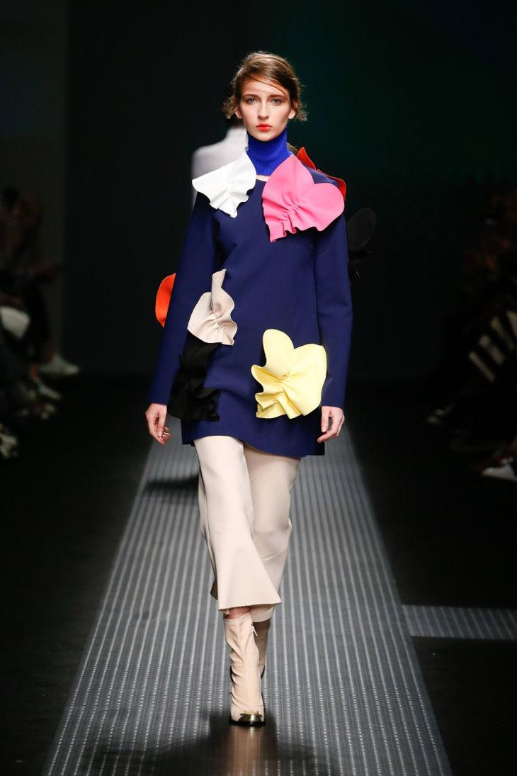 MSGM Milan Fashion Week 2016