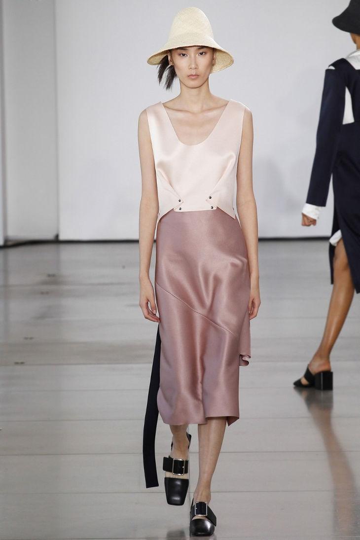 Jil Sander Milan Fashion Trends 2016