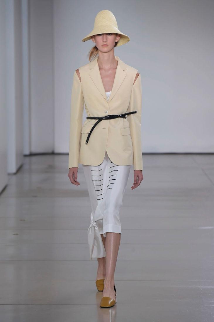 Jil Sander Milan Fashion Trends2016