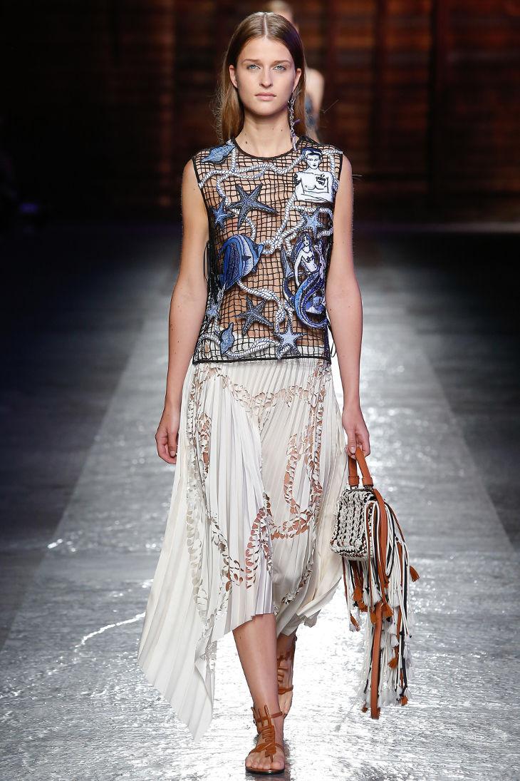 Emilio Pucci Milan Fashion week 2016