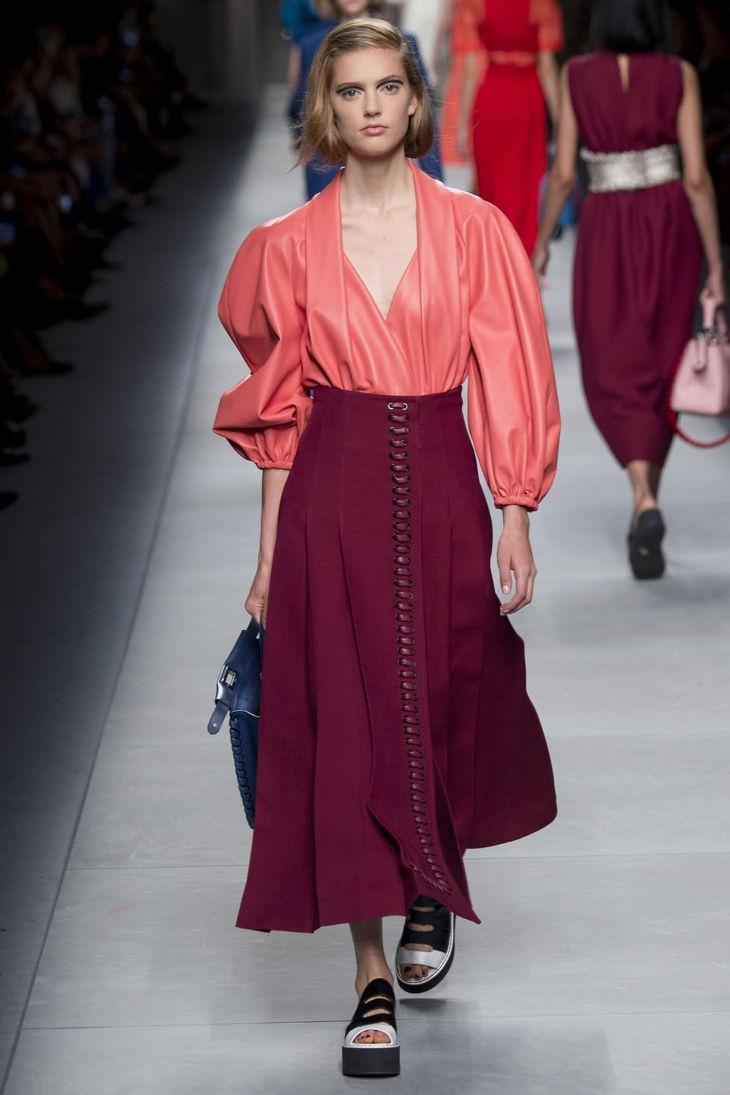 Fendi Milan Fashion week 2016