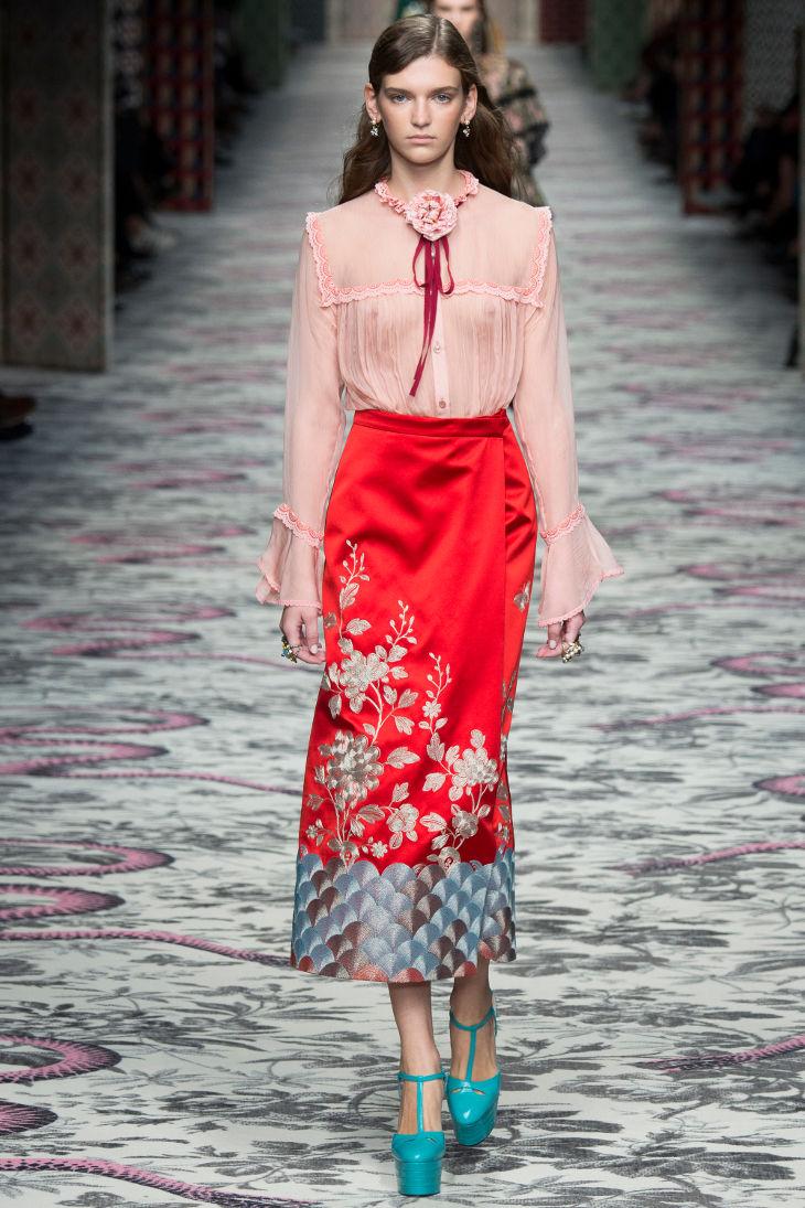 Gucci Milan Fashion week 2016