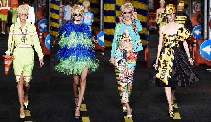 Moschino Milan Fashion week 2016