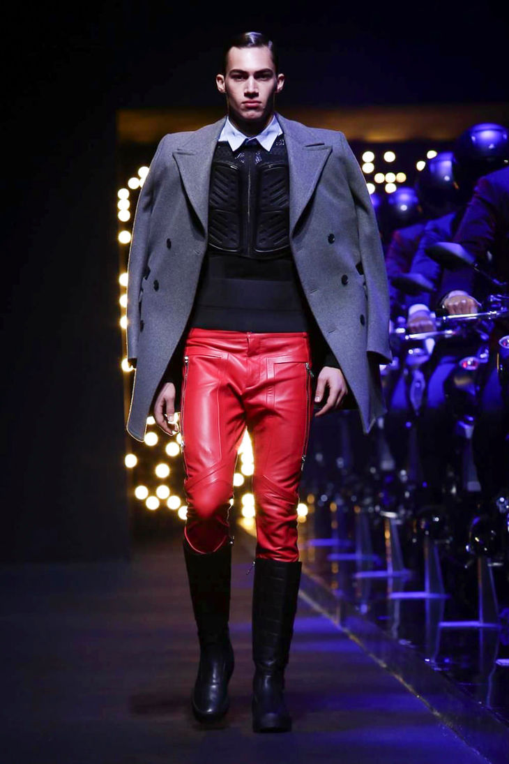dirk bikkembergs milan fashion week
