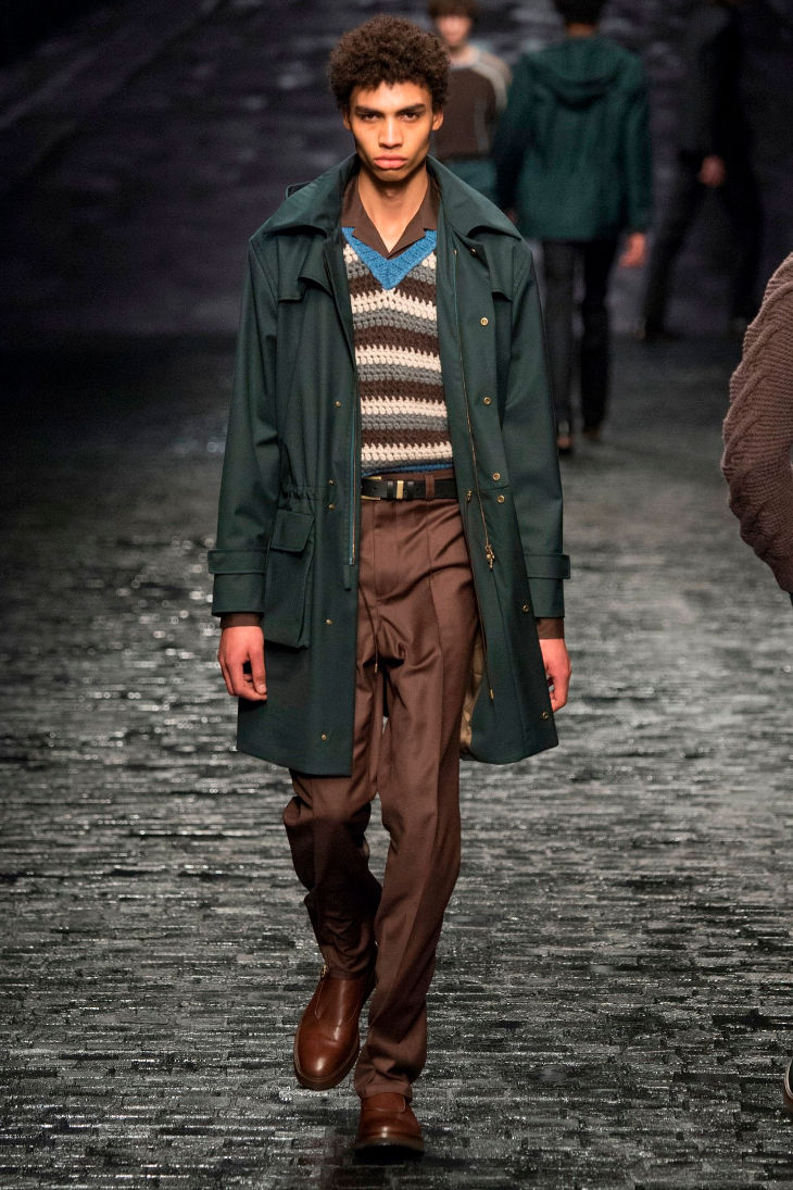 corneliani milan fashion week