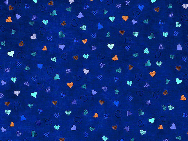 Texture Heart Background