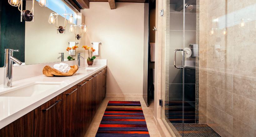 25 Bathroom Design Ideas With Images: 25+ Narrow Bathroom Designs, Decorating Ideas