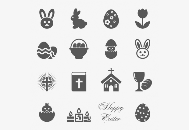 Easter Seasonal Holiday Set