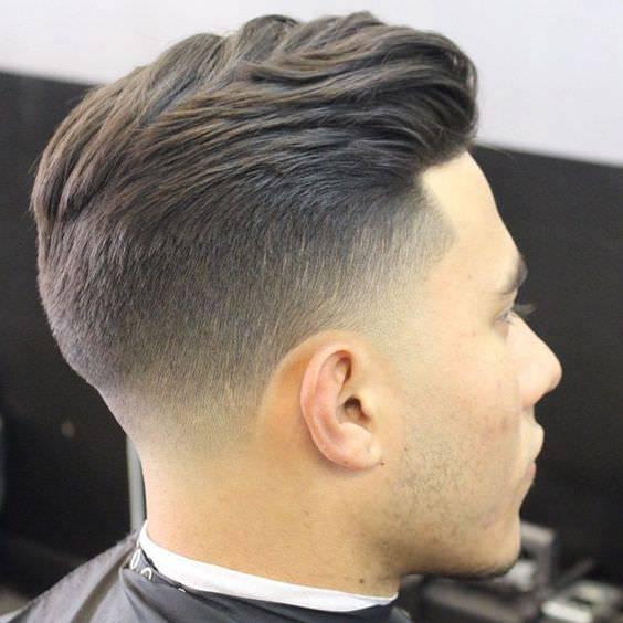Barber Fade : Taper Fade Haircut Designs Cut Transforms The Classic Design Trends