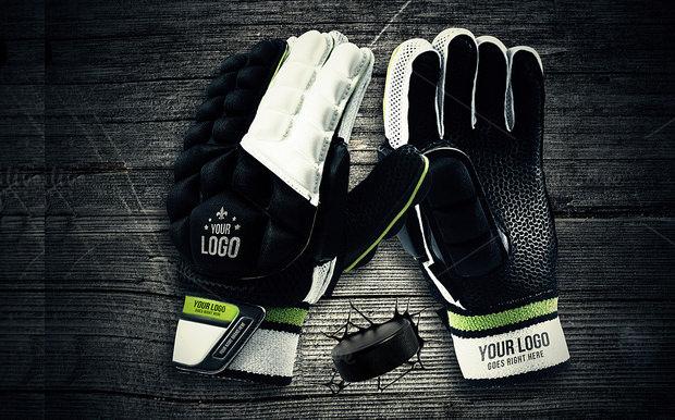 pack of hockey gloves