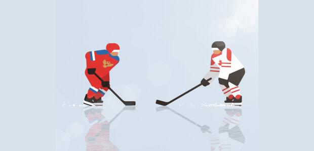 amazing ice hockey icon