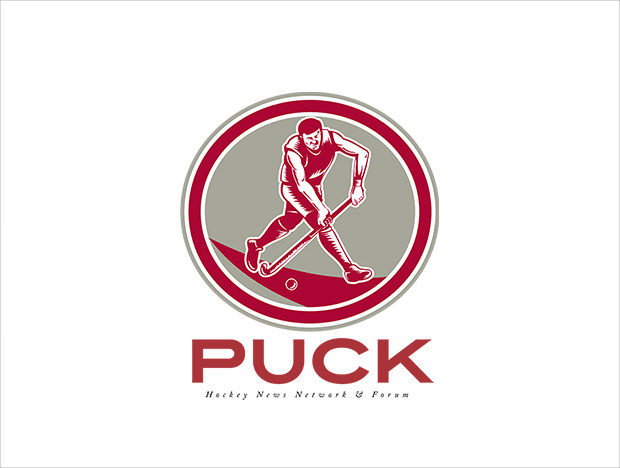 cool hockey punk icon