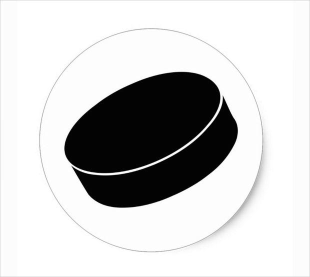 round shaped punk icon
