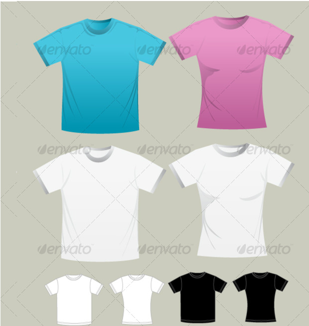 Design Trends Premium Psd Vector Downloads: 21+ T-Shirt Template Psd Download