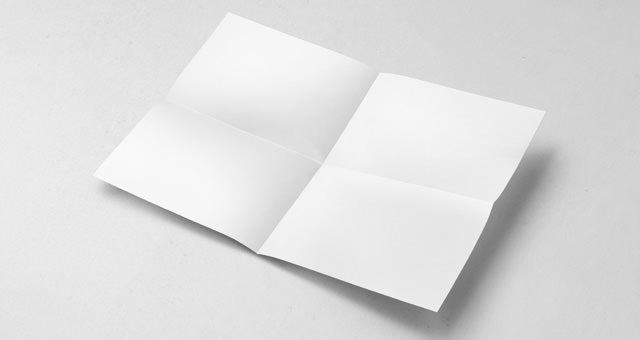 A4 Paper Mockups